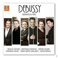 Sonates & trio | Debussy, Claude (1862-1918). Compositeur