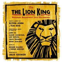 The lion King  : bande originale de la comédie musicale | Elton John (1947-....). Parolier