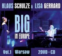 Big in Europe. vol. 1 : Warsa | Klaus Schulze (1947-....). Compositeur