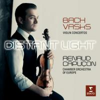 Distant light : violin concertos | Renaud Capuçon (1976-....). Musicien. Violon