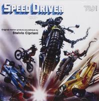 Speed driver : bande originale du film de Stelvio Massi | Stelvio Cipriani (1937-....). Compositeur