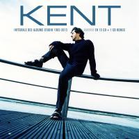 Intégrale des albums studios 1982-2013    Kent (1957-....). Chanteur