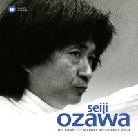 The complete Warner recordings | Seiji Ozawa (1935-....). Chef d'orchestre