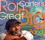 Great big band Ron Carter's Great Big Band, orchestre Ron Carter, direction, contrebasse