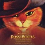 Puss in boots : music from the motion picture = Le chat potté / music by Henry Jackman | Jackman, Henry