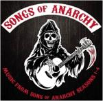 Sons of anarchy : music from Sons of anarchy, seasons 1-4 / Forest Rangers (The) | Stigers, Curtis - Artiste musical. Chanteur