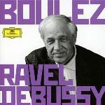 Pierre Boulez conducts Debussy & Ravel | Debussy, Claude (1862-1918). Compositeur