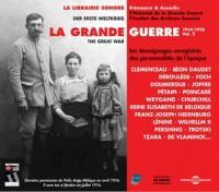 Grande guerre (La), vol. 2 : 1914-1918