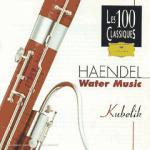 Water music. Musique pour les feux d'artifice royaux / Georg Friedrich Haendel | Händel, Georg Friedrich (1685-1759)