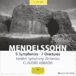 Cinq symphonies