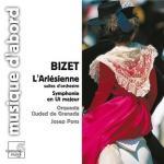 L' Arlésienne : suite d'orchestre / Georges Bizet, Orquesta Ciudad de Granada, Josep Pons, dir. |