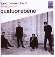 String quartets | Quatuor Ébène