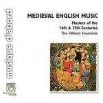 Medieval English Music : masters of the 14th and 15th centuries