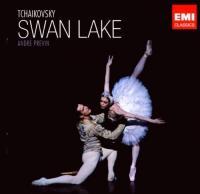 Swan lake = Le lac des cygnes Piotr Ilyitch Tchaikovski, comp. André Previn, dir. London Symphony Orchestra,