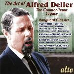The art of Alfred Deller | Deller, Alfred (1912-1979). Contre-ténor