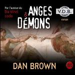 Anges et démons / Dan Brown | Brown, Dan (1964-....)