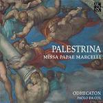 Missa papae Marcelli Palestrina, comp. Odhecaton, ens. voc. Paolo Da Col, chef de chœur