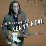 Hooked on your Love Kenny Neal, chant, guit.