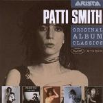 Patti Smith Original album classics, 5 CD stereo Patti Smith, chant