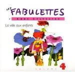 Fabulettes d'Anne Sylvestre (Les), vol. 4 : la ville aux enfants |