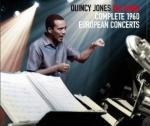 COMPLETE 1960 EUROPEAN CONCERTS : volume 4 | Jones, Quincy (1933-....)