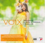 Voix : mélodies et airs d'opéras français / Hector Berlioz, comp. | Berlioz, Hector (1803-1869). Compositeur. Comp.