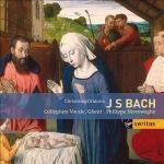 Christmas oratorio, BWV 248 = Oratorio de Noël, BWV.248 Johann Sebastian Bach, comp. Collegium Vocale, Ghent, ensemble vocal et instrumental Philippe Herreweghe, direction