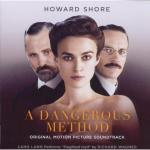 A dangerous method : bande originale du film