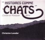 Histoires comme chats contes et musiques félins