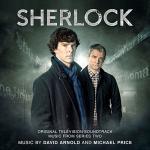 Sherlock, series two : bande originale de la série télévisée