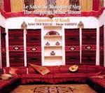 Le Salon de musique d'Alep Ensemble Al-Kindî, groupe voc. et instr. Sabri Moudallal et Omar Sarmini, chant