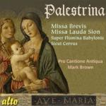 Masses & motets = Messes et Motets | Palestrina, Giovanni Pierluigi da (1525?-1594)