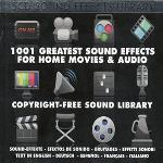 1001 greatest sound effects for home movies and audio | anonyme. Éditeur scientifique