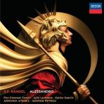 Alessandro, HWV.21 : opéra en trois actes