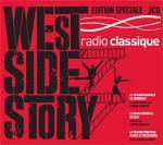 West Side story : bande originale du spectacle de Broadway et du film de Johnny Green : La version pour deux pianos et percussions | Bernstein, Leonard (1918-1990). Compositeur. Chef d'orchestre