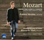 Concerto pour clarinette et orchestre / Wolfgang Amadeus Mozart | Mozart, Wolfgang Amadeus (1756-1791)
