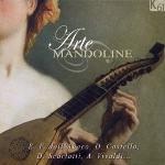 Arte mandoline / Evaristo Felice Dall'Abaco, comp. | Dall'Abaco, Evaristo Felice