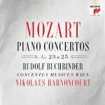 Piano concerto No.25 & 23 / Wolfgang Amadeus Mozart | Mozart, Wolfgang Amadeus (1756-1791)