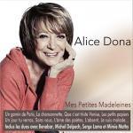 Mes petites madeleines Alice Dona, chant