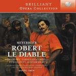 Robert le Diable : opéra en cinq actes