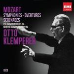 Symphonies. Overtures. Serenades | Wolfgang Amadeus Mozart (1756-1791). Compositeur