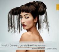 Concerti per violino 'Per Pisendel' / Antonio Vivaldi | Vivaldi, Antonio (1678-1741)