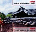Percussions et chants de Hahoe et Kyongju Susie Jung-Hee Jouffa, François Jouffa, réalisateurs, collecteurs