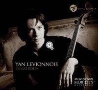 Cello solo Ibert, Prokofiev, Crumb... [et al.], comp. Yan Levionnois, violoncelle