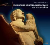 Polyphonies de Notre Dame de Paris XIIe et XIIIe siècle