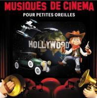Musiques de cinéma pour les petites oreilles | Alexandre, Jean-François. Narrateur