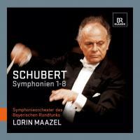 Symphonien 1-8 / Franz Schubert | Schubert, Franz (1797-1828)