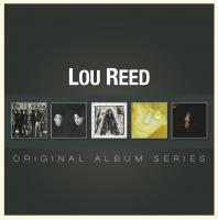 Original album series Lou Reed, chant, guit.