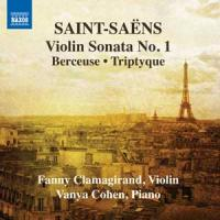 Music for violin and piano. 1 / Camille Saint-Saëns | Saint-Saëns, Camille (1835-1921)
