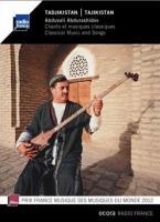 Tadjikistan  : Chants et musiques classiques